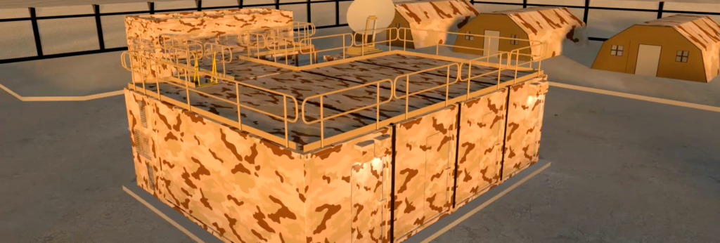 Camouflaging a Data Center