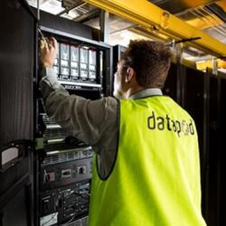 Working in a Data Center Rack